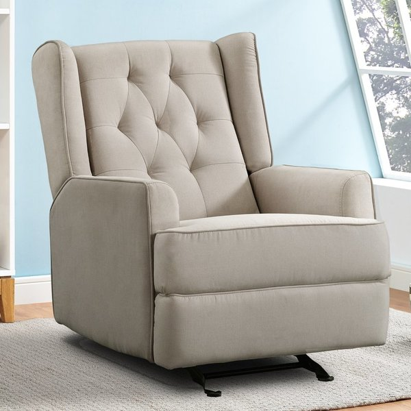 Basco traditional back recliner