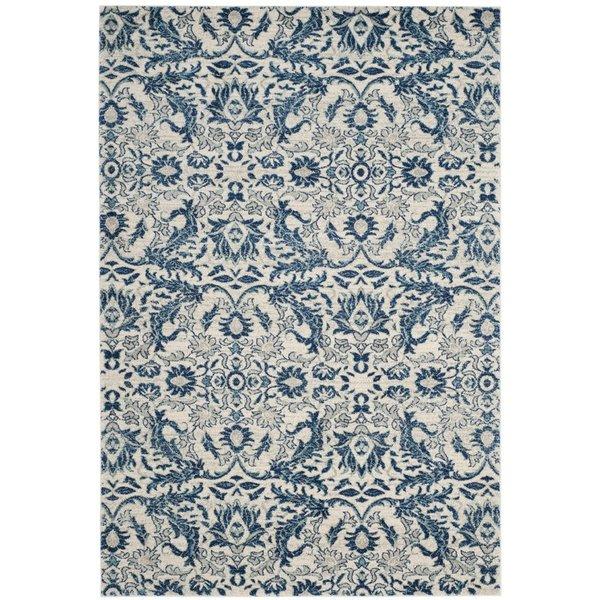 Montelimar blue area rug