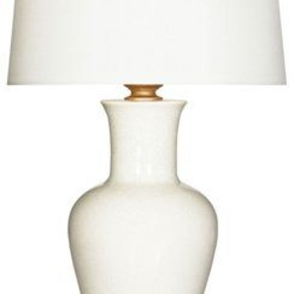 White gold lamp