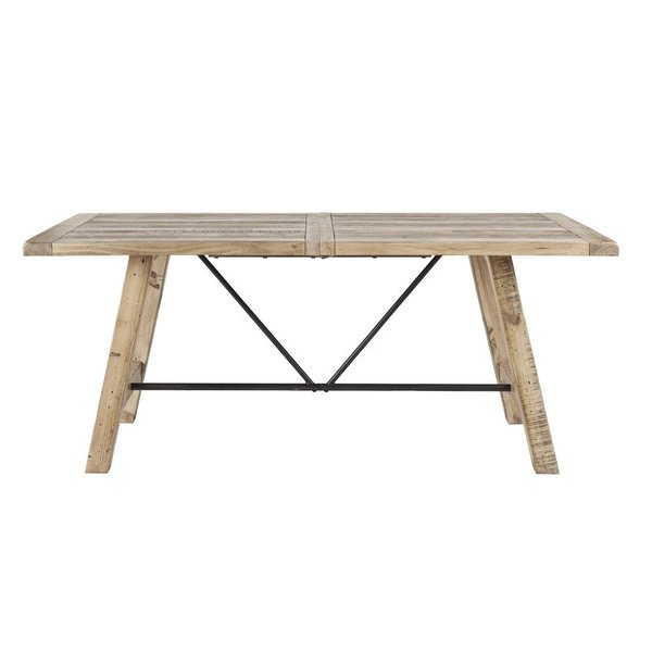 Maiorano solid wood dining table
