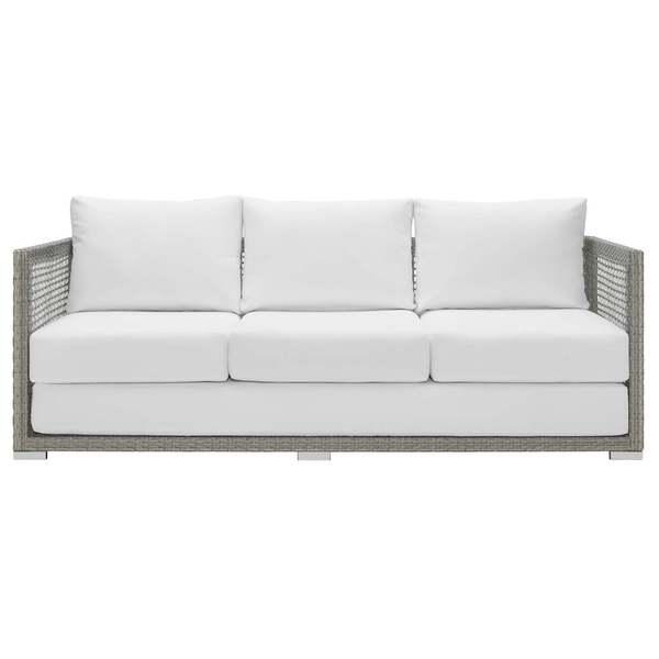 Aura outdoor patio wicker rattan sofa a2691671 2977 466d a21f e378f516370a 1000