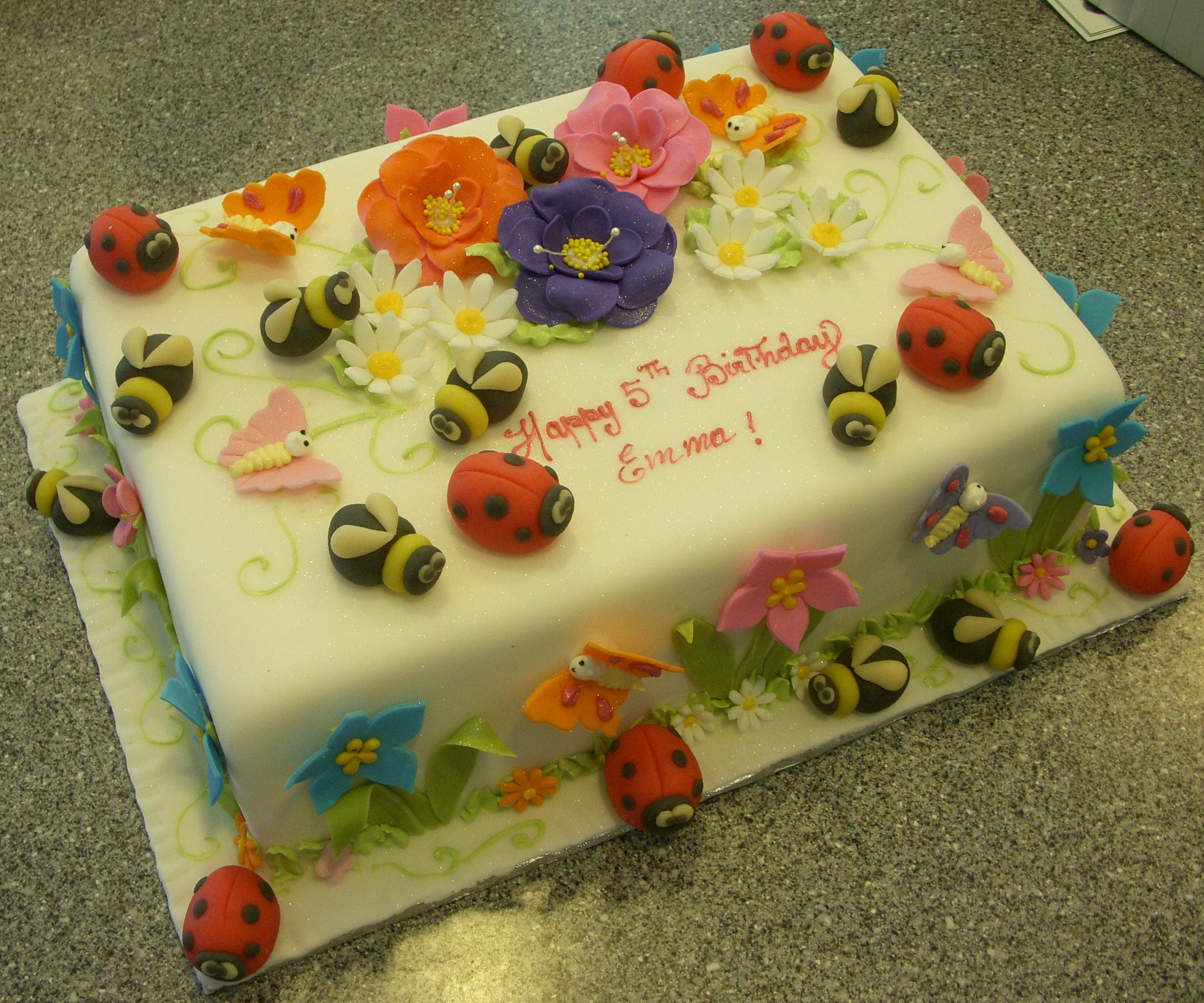 Emmas Birthday Cakes