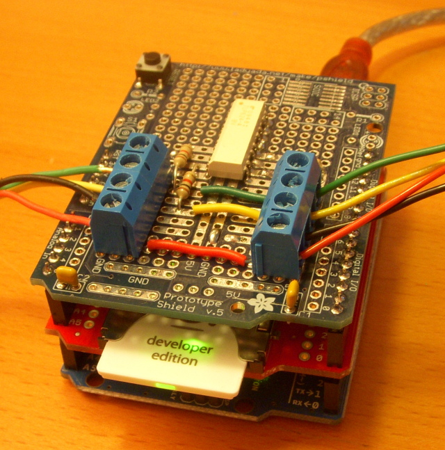 arduino - Can I read a Load Cell value from Electric Imp