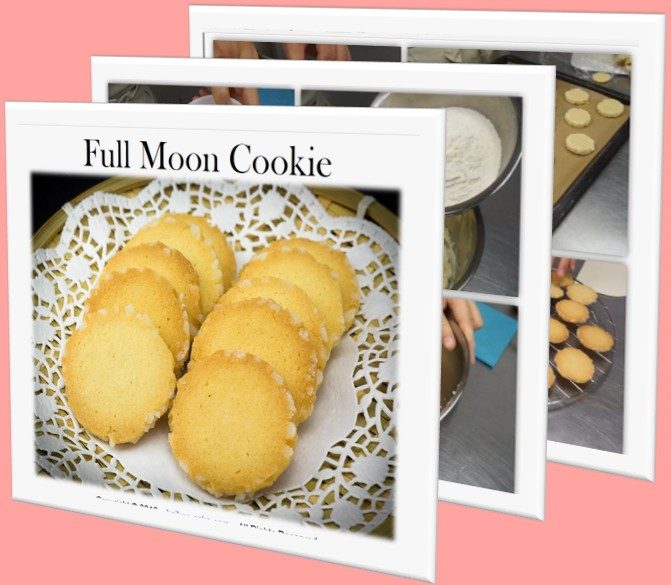 Full Moon Cookies