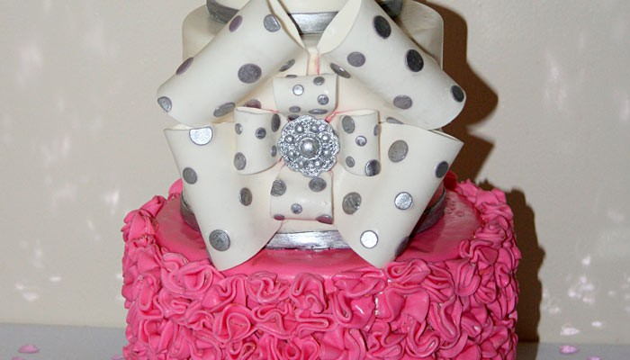 Ruffles with Bow