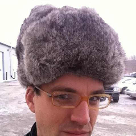 Josh Cramer AKA Father Russia
