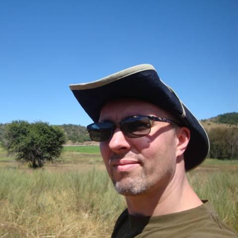 Troy Miller AKA The Tree Hunter