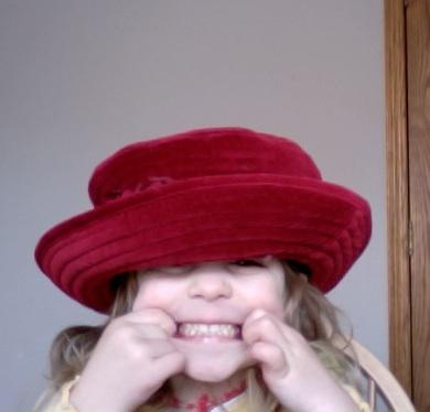 Eve B AKA Future Red Hat Prez