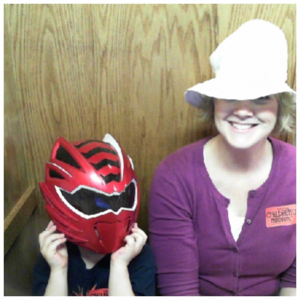caiden and mommy