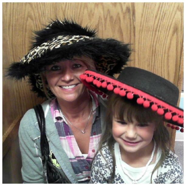 Hailey and Kay
