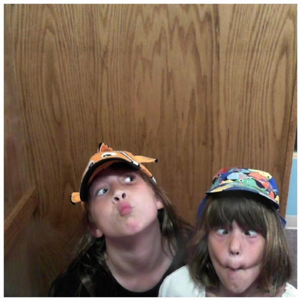 Anna and Sara