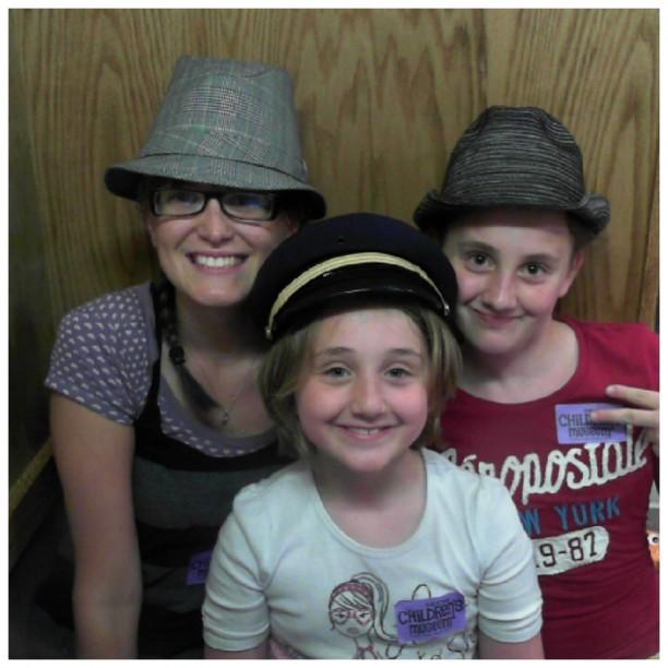 Emily, Ashley, and Shelbie