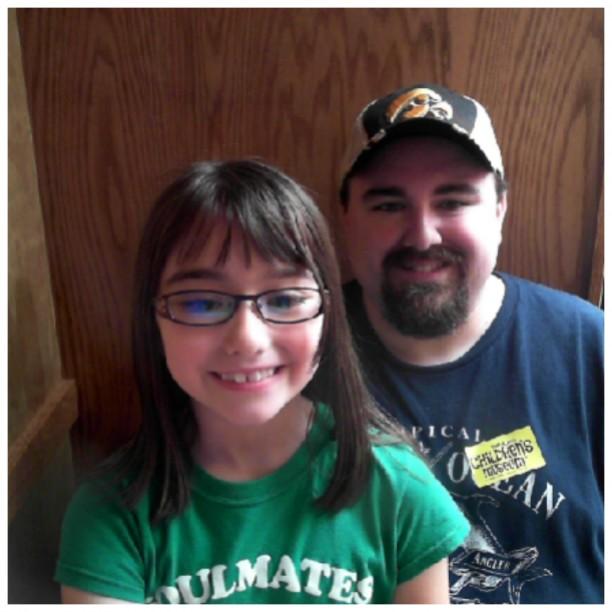 Kayla & Dad