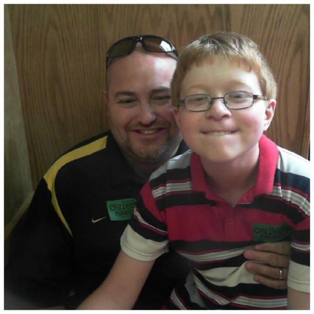brennan and dad
