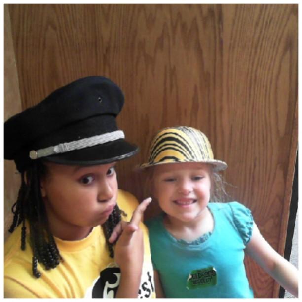 Leni & Sheriff Imani!!!