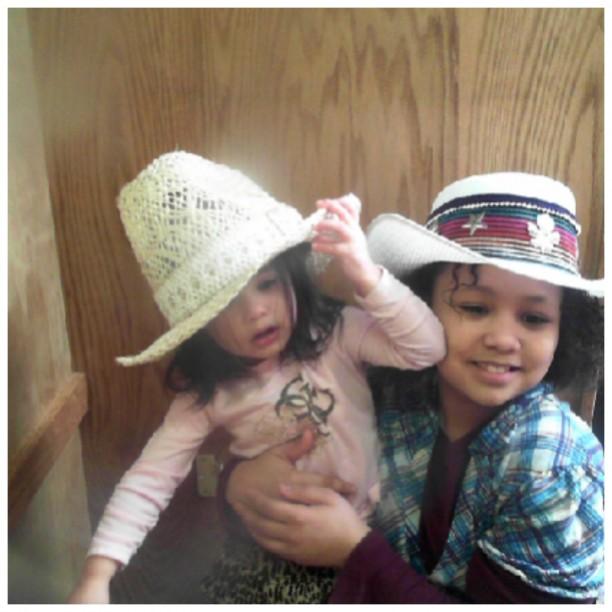 AIYANA AND NOEMI