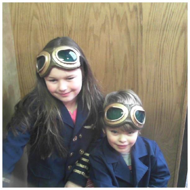 yasmina + yulian pilots