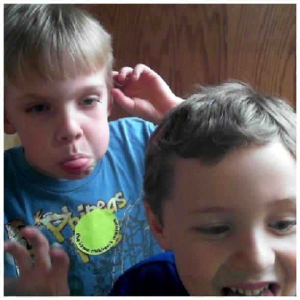 Jack and Noah