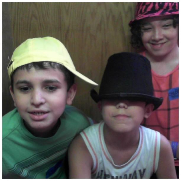 yusef and rabi and yousef