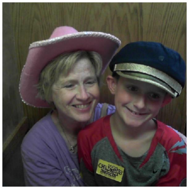 Benjamin&Mommy
