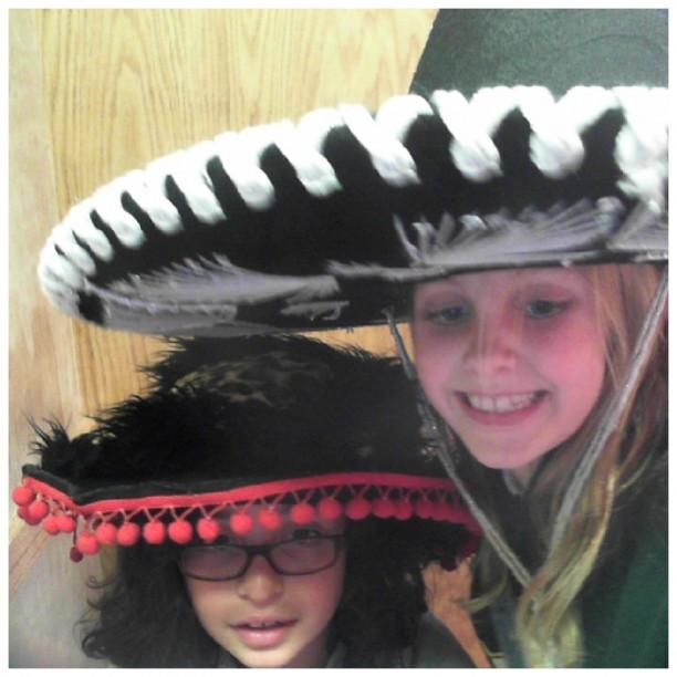 Ashley and Laila