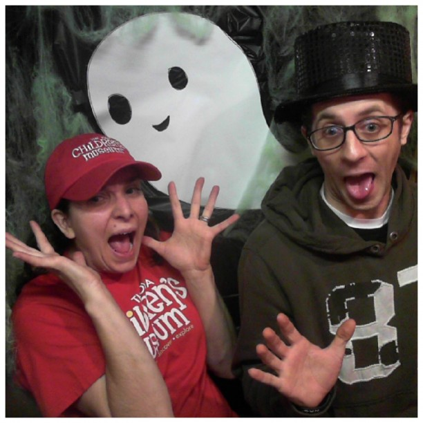 spooky hat clug