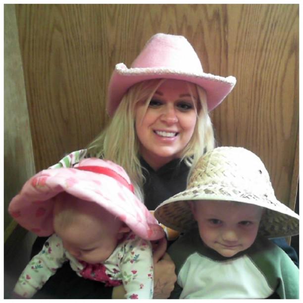 Mommy Kolter and Ashlyn