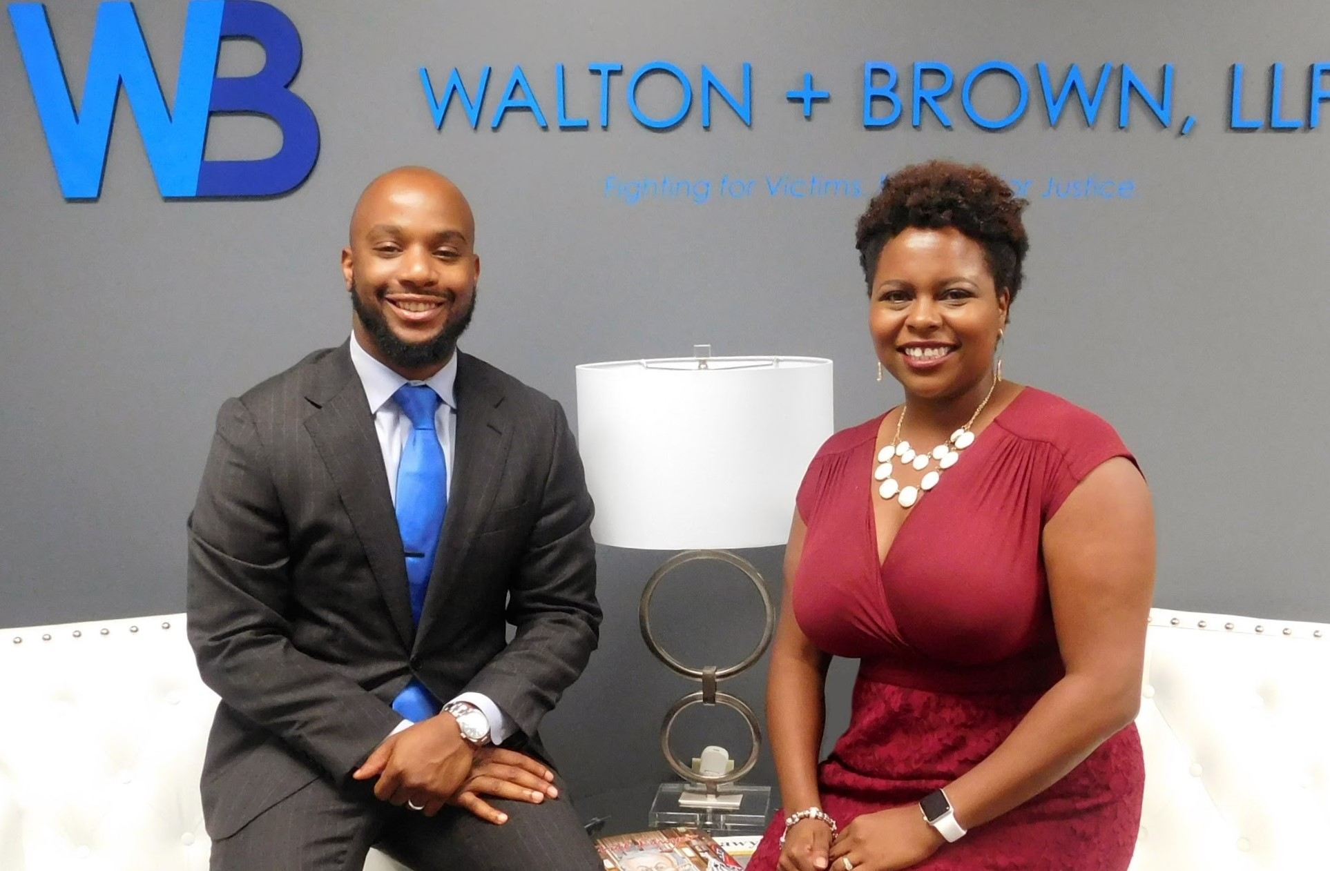 Sean Walton, Chanda Brown, Rising Stars, Ohio Attorneys, Super Lawyers, Walton + Brown LLP, Wrongful Death Lawyers