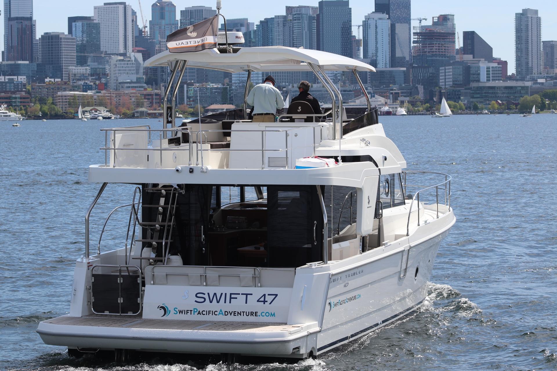 Beneteau Swift Pacific Adventure | Event One