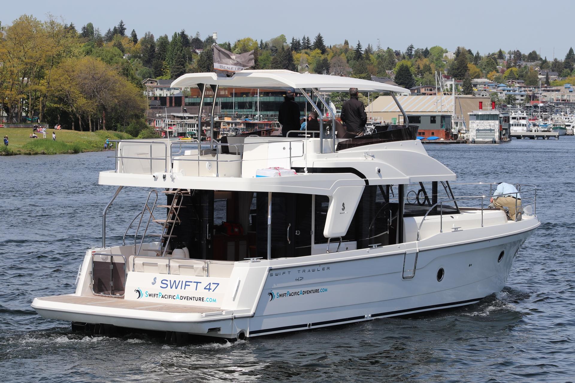Beneteau Swift Pacific Adventure | The Boat