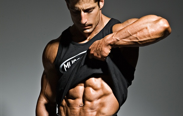 How to build ripped abs quickly