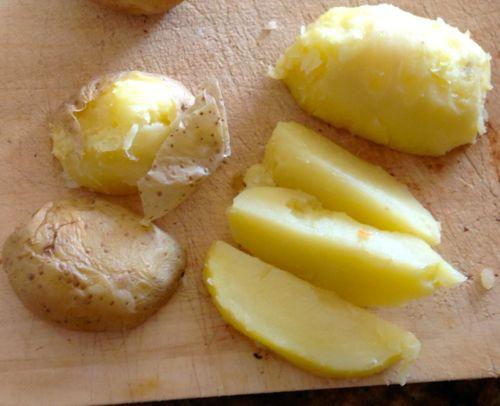 healthy potato fries recipe