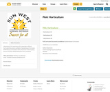 PAA: Horticulture