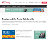 Treaties and the Treaty Relationship