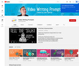 Video Writing Prompts by John Spencer - YouTube