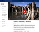 Hadrian's Villa: A Virtual Tour