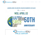 Breakout EDU LIVE!