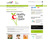 Download Healthy Kids Quest Materials