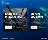 Ocean School  - A Real Underwater Classroom!