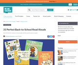 31 Perfect Back-to-School Books for the Classroom