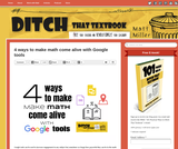 4 Ways to Make Math Come Alive with Google Tools