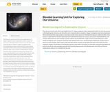 Blended Learning Unit for Exploring Our Universe