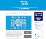 A Collection of PBL Products