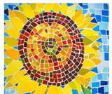 India-Inspired Art: Mosaics