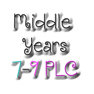 Middle Years Grades 7-9 COVID Response PLC