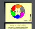True Colours Resource