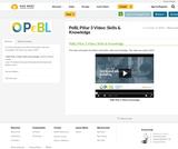 PeBL Pillar 3 Video: Skills & Knowledge