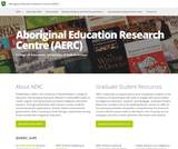 Aboriginal Education Research Centre (AERC) - University of Saskatchewan