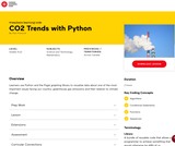 Canada Learning Code - CO2 Trends with Python