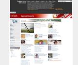 BBC In Depth: Hurricane Katrina